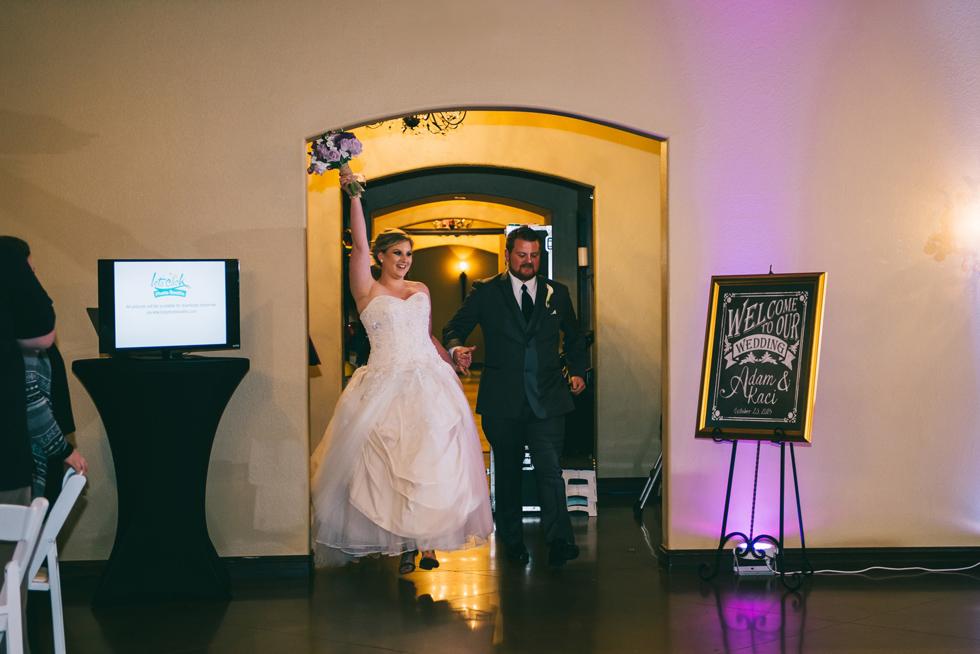 Vesica Piscis Chapel Wedding | Adam ♥ Kaci