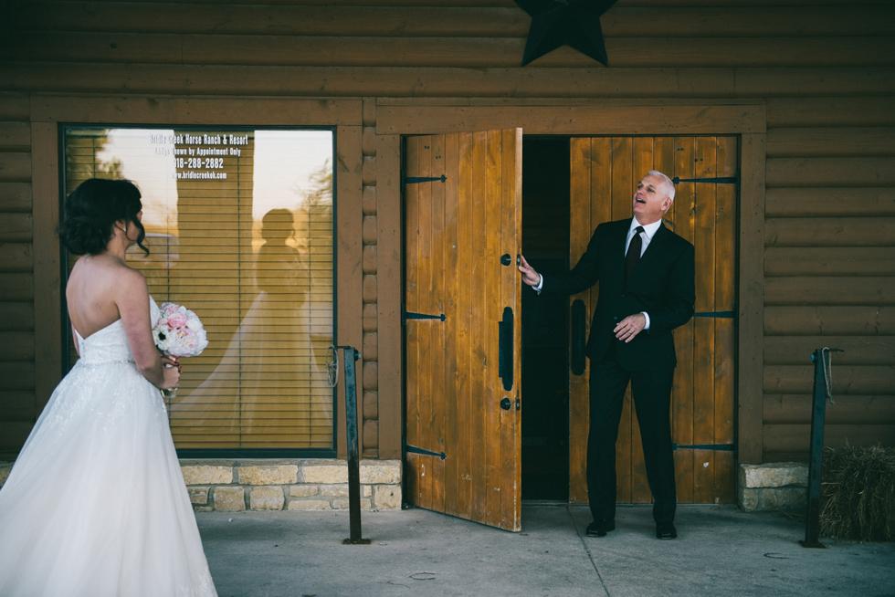 The Lodge at Bridle Creek Wedding